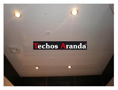Precio de techos metalicos Madrid