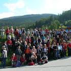 PFONS - INNSBRUCK sulla Jakobsweg con 100 pellegrini...