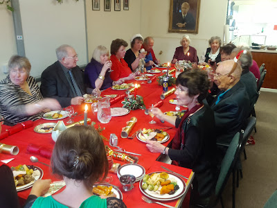 RSM Christmas Lunch - 25/12/2013