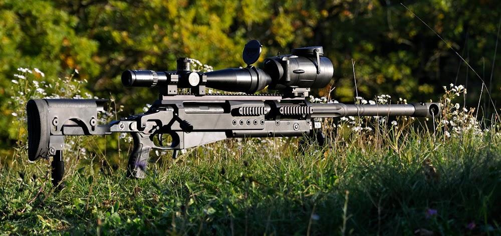 SAN 511 Precision Rifle _DSC0945