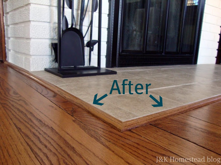He Stained On The Molding And Then Applied A Couple Layers Of Poly Top Nailed Shoe To Floor Used Little Matching Wood Putty Fill