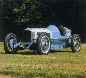 Guyot Spéciale GS5 Course 1925-26