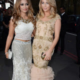 OIC - ENTSIMAGES.COM - Tasmin Lucia-Khan and Lydia Bright at the The 5th Annual Asian Awards 2015 in London 17th April 2015 Photo Mobis Photos/OIC 0203 174 1069