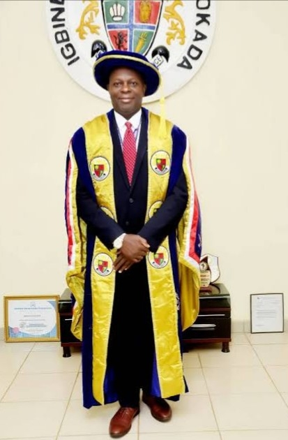 Why Young Film Makers Are Showering Encomium On Igbinedion University VC,  Ezemonye