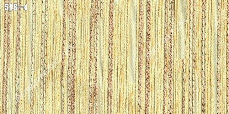 Rèm vải đẹp cao cấp nhung nỉ kẻ một màu 8