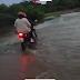 Açude Ayres de Sousa no Jaibaras recebe águas abundantes