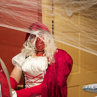 SALScary Party at La Casa del Son. Halloween 2011