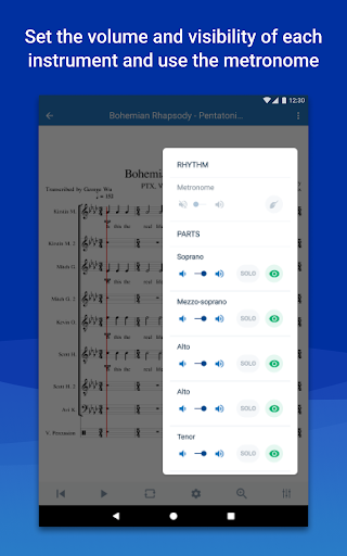 MuseScore: view and play sheet music 2.4.36 15