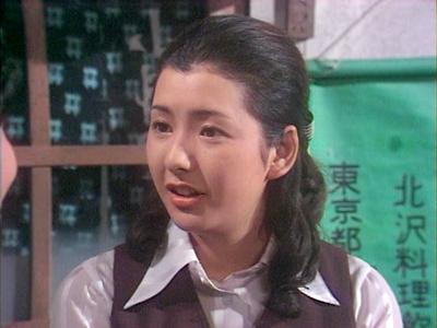 当時16歳の関根恵子