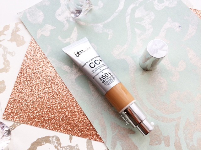 It Cosmetics CC Cream - Tan NC40