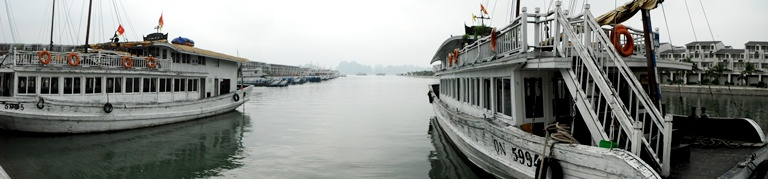 Halong Bay Harbour