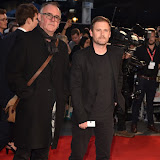OIC - ENTSIMAGES.COM - Adrian Utley and Geoff Barrow at the  LFF: High-Rise - Festival gala in London 9th October 2015 Photo Mobis Photos/OIC 0203 174 1069