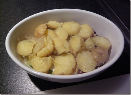 chicken, leek and mushroom hotpot3