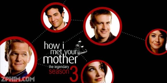 Ảnh trong phim Khi Bố Gặp Mẹ Phần 3 - How I Met Your Mother Season 3 1