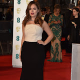 OIC - ENTSIMAGES.COM - Tanya Burr at the  EE British Academy Film Awards 2016 Royal Opera House, Covent Garden, London 14th February 2016 (BAFTAs)Photo Mobis Photos/OIC 0203 174 1069