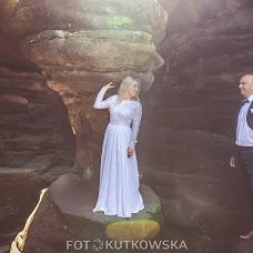 Wedding photographer Monika Kutkowska (fotokutkowska). Photo of 19.06.2018