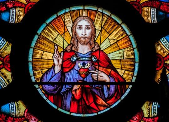 Vitral_em_Igreja_Santa_Efigenia