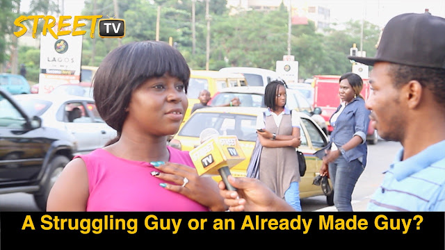 Ladies! Do You Prefer A Struggling Man Or An Already-made Man? See Replies