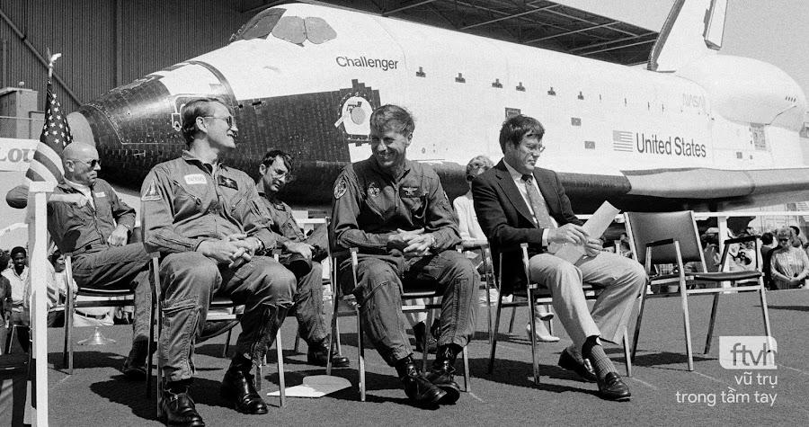 Chỉ huy tàu con thoi Challenger đầu tiên qua đời