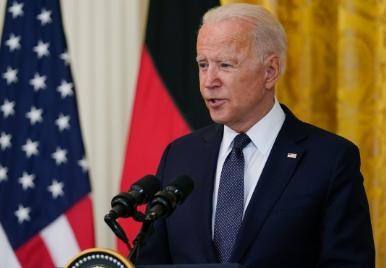 Joe Biden authorises $100 million in aid for Afghanistan refugees