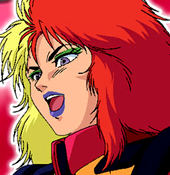 Chara Soon Mobile Suit Gundam ZZ UC 0088
