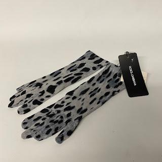 Dolce & Gabbana Wool Gloves