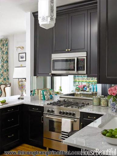 Những thiết kế thông minh cho nhà bếp nhỏ hẹp - <strong><em>Thiết kế nội thất</em></strong>-11