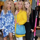 OIC - ENTSIMAGES.COM - Molly Rainford, Meg Matthews and Anais Gallagher at the Monki - party in Carnaby St  London  8th April 2015 Photo Mobis Photos/OIC 0203 174 1069