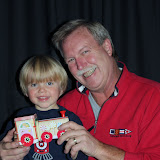 2009 Clubhouse Christmas Decorating Party - IMarkGrandSon.JPG