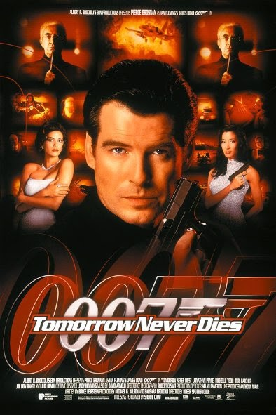 Poster Of Tomorrow Never Dies (1997) Full Movie Hindi Dubbed Free Download Watch Online At alldownloads4u.com