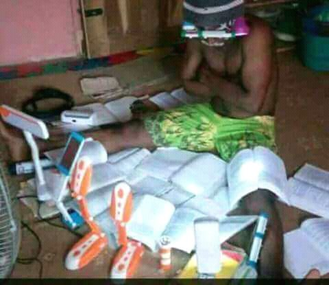 HILARIOUS!! When You Have Failed Jamb Six Times And Preparing To Take The Seventh One [ Photo]