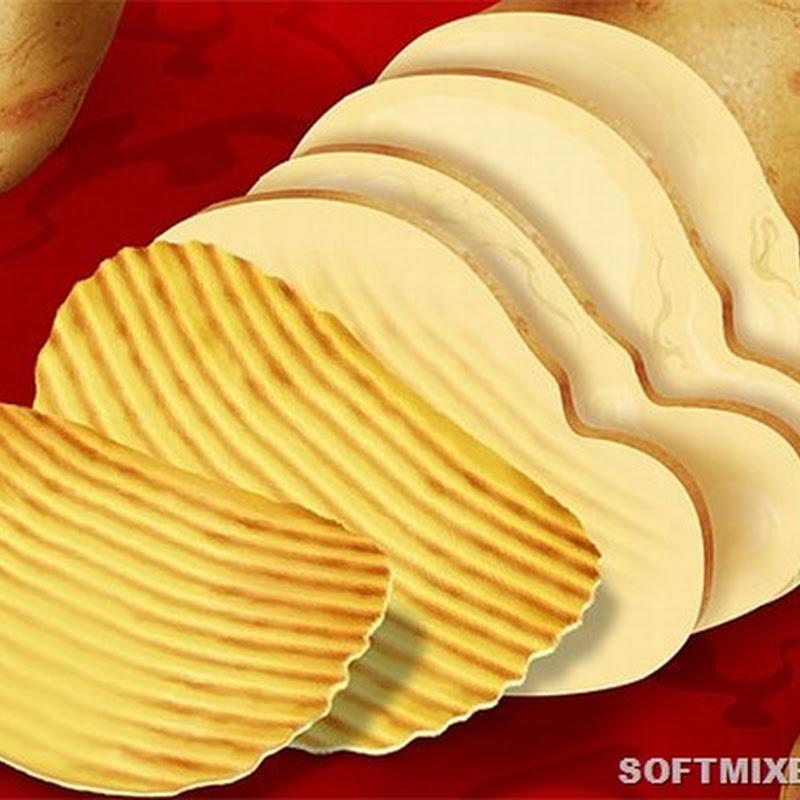 Малоизвестные факты о картофельных чипсах