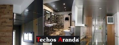 Techos aluminio Aravaca