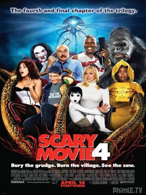 Phim Phim Hài Kinh Dị 4 - Scary Movie 4 (2006)
