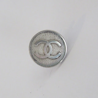 Tiffany & Co. for Chanel Sterling Silver Pin/Tie Tack