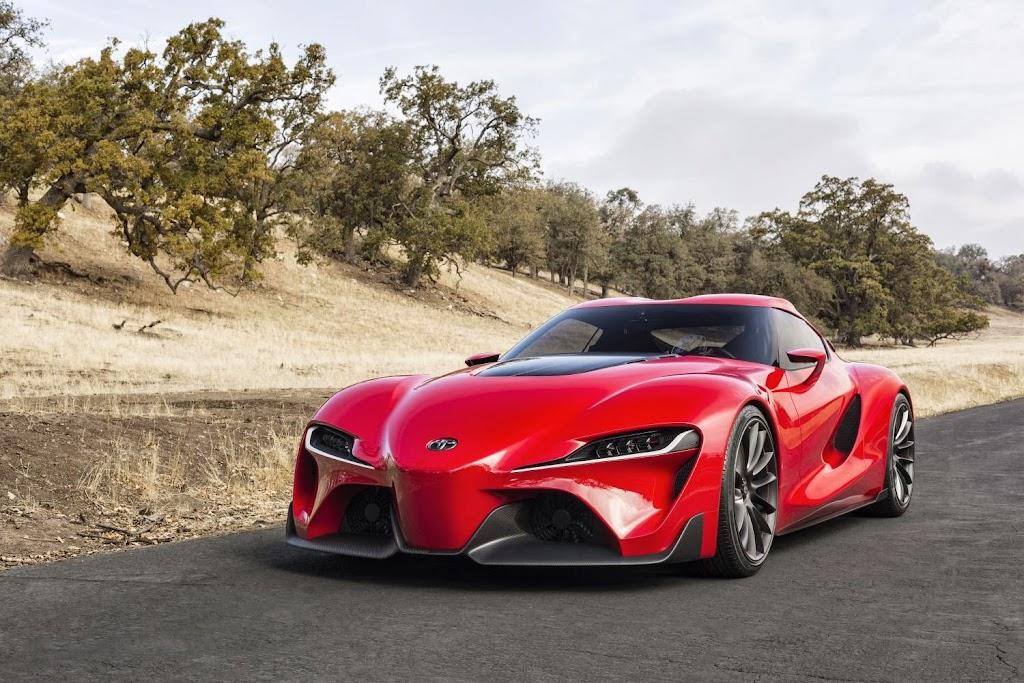 Toyota FT-1 Concept 5