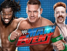 WWE Main Event 2013/02/20
