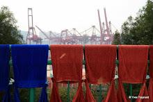 Port marchand : serviettes