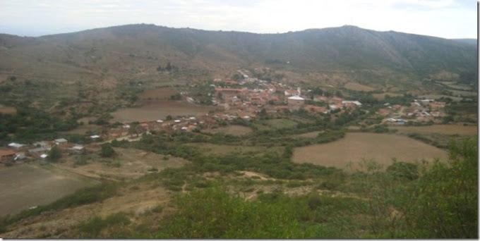 El Villar: municipio chuquisaqueño, Bolivia