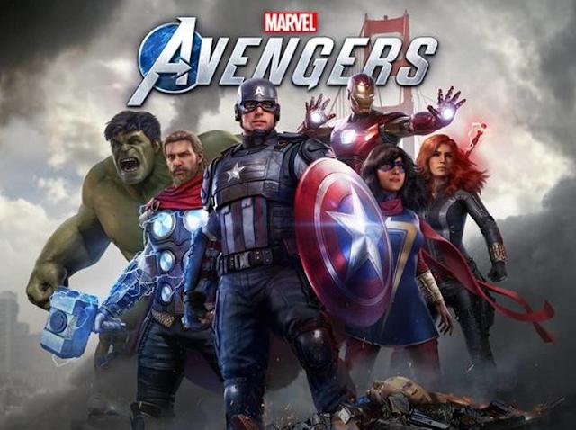 Yitip Giden Heyecan: Marvel's Avengers