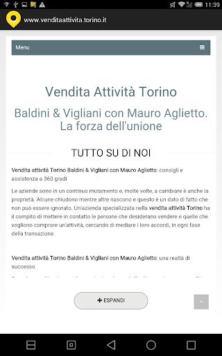 Vendita attivita Torino