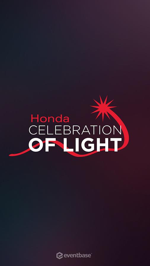 Honda Celebration of Light- screenshot