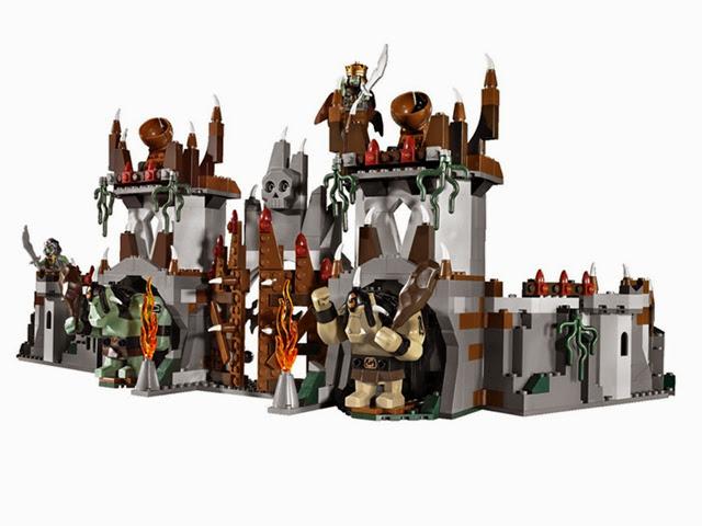 7097 レゴ キャッスル しにがみ大王の城