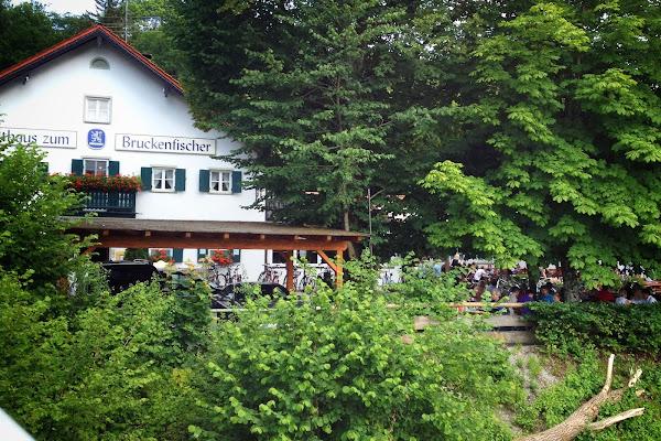 Gasthaus Zum Bruckenfischer, Dürnstein 1, 82544 Egling, Germany