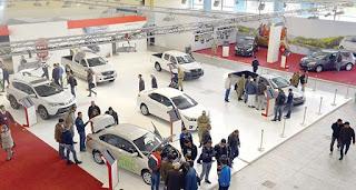 Le parc automobile à plus de 5,6 millions de véhicules à fin 2015