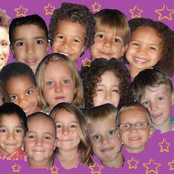 Alle sterretjes uit onze klas