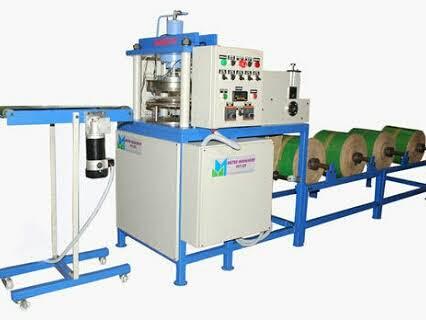 Updates. Report Post. Paper Plate Making Machine ... & ARMind - Machining Manufacturer in Patna