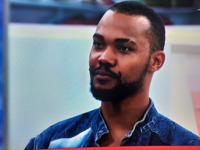 Big brother Naija brought in new housemate again today. Joe is the name of the new housemate.