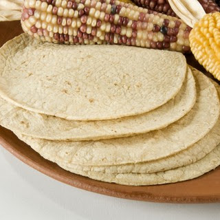 Bread Machine Flour Tortillas.