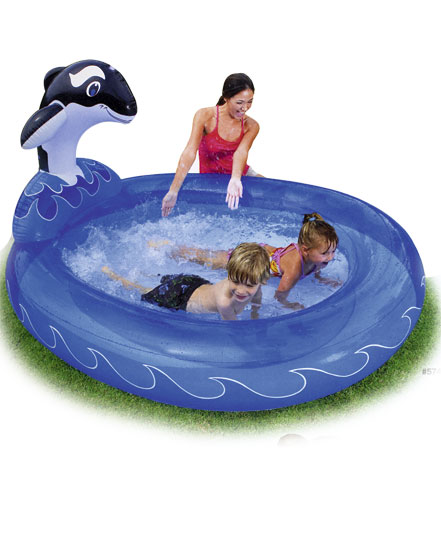 piscinas de plastico para tu bebe cosas que debes saber